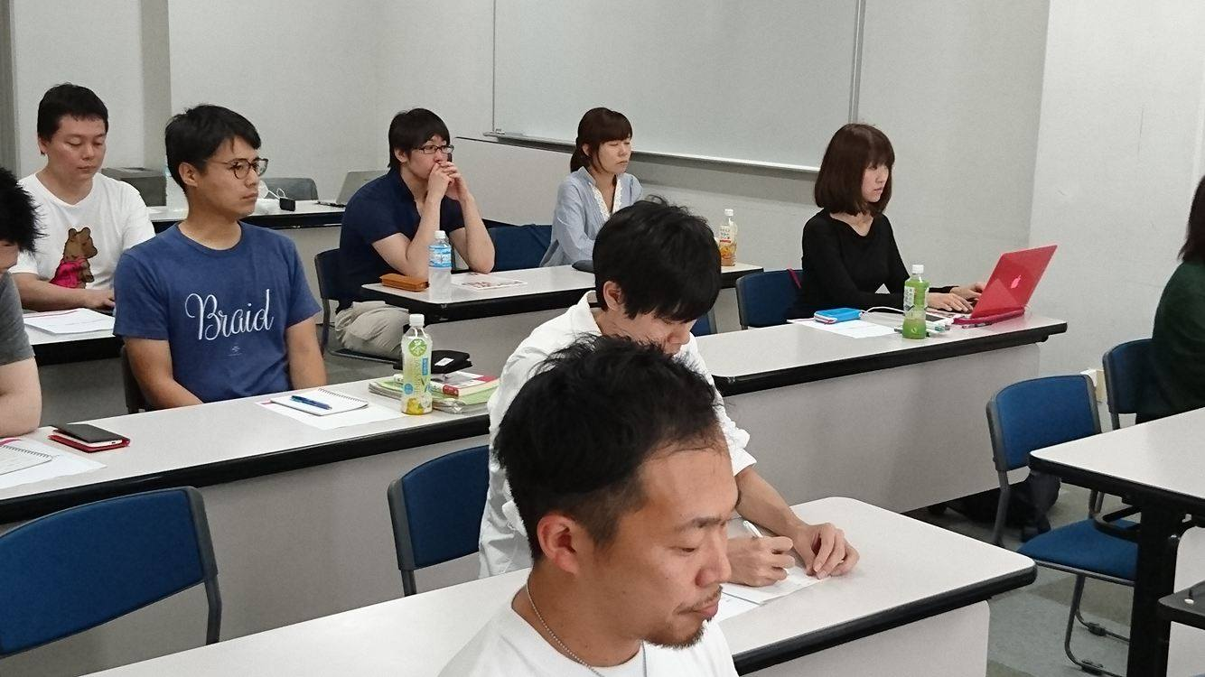 KAIGO LAB SCHOOL 合宿!授業風景
