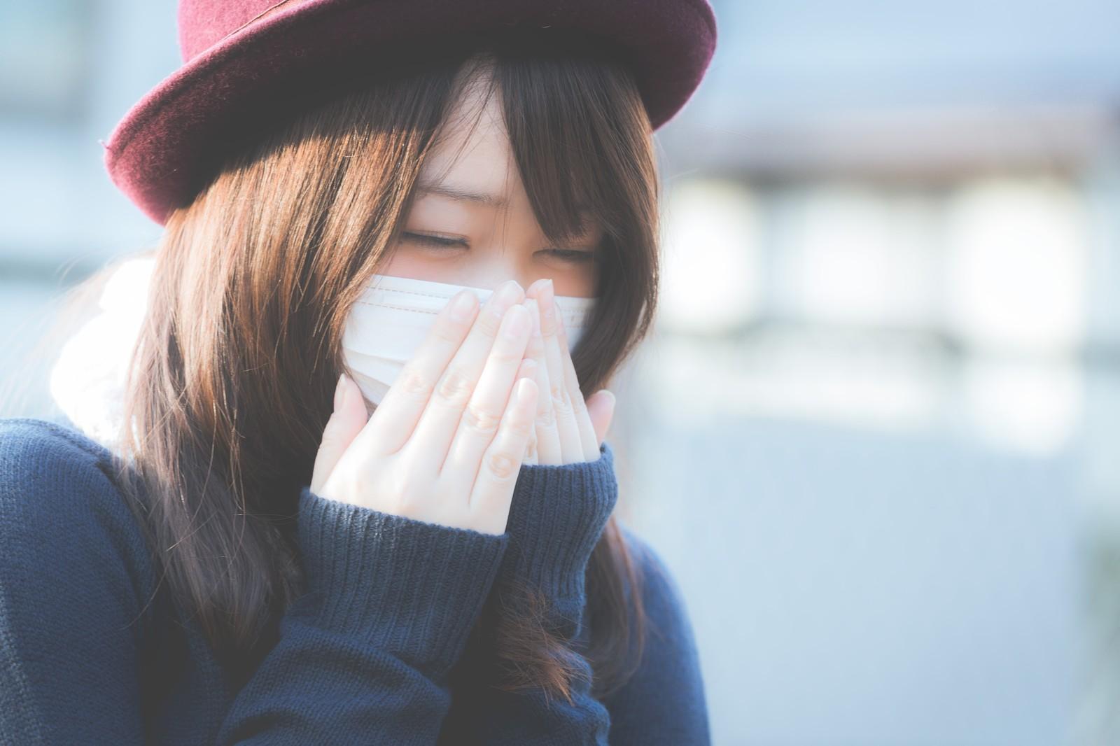 マイコプラズマ肺炎(五輪肺炎)が増えています!晩秋から早春にかけての感染が多い