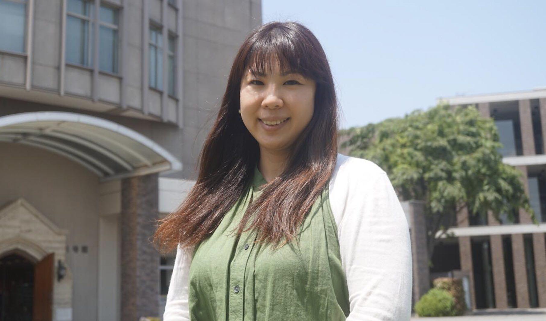田中悠美子先生にお話を聞いてきました