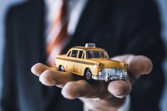 JTBによる定額制のタクシーサービスが広がってきている