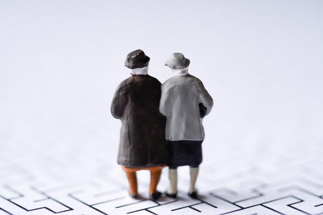 生活保護の高齢者世帯がどんどん増えていく・・・
