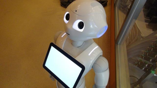 コミュニケーション・ロボットの需要が急拡大?数年以内に100億円規模の市場へ