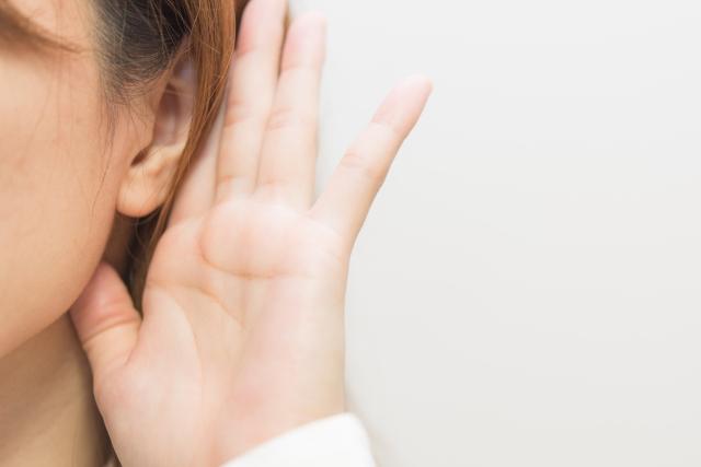 聴力の低下を甘くみないほうがいい