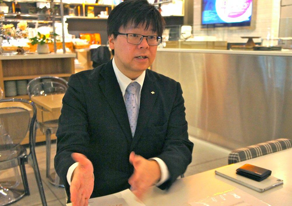 神戸修さん