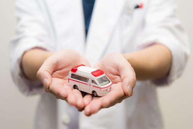救急車ではなく介護タクシーを(神戸市消防局)